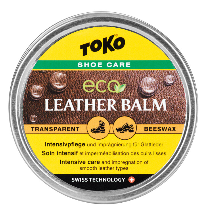how to use leather balm