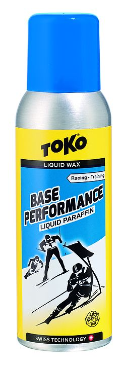 Base Performance Liquid Paraffin blue