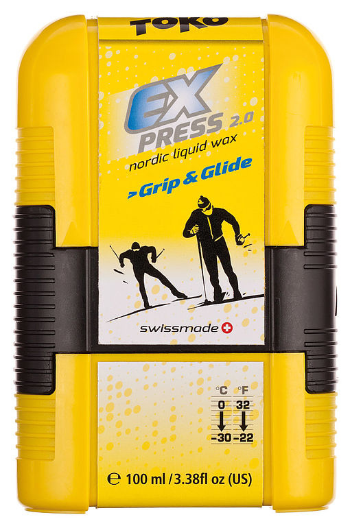 [Translate to english:] TOKO Express Grip & Glide Pocket