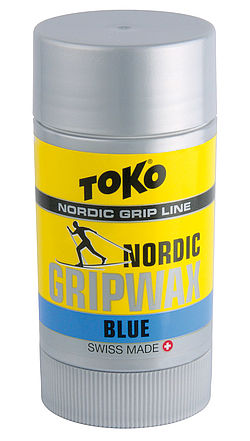 [Translate to francais:] TOKO Nordic GripWax blue