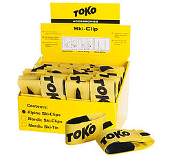 [Translate to francais:] TOKO Ski Clip Alpine & Carving, clips