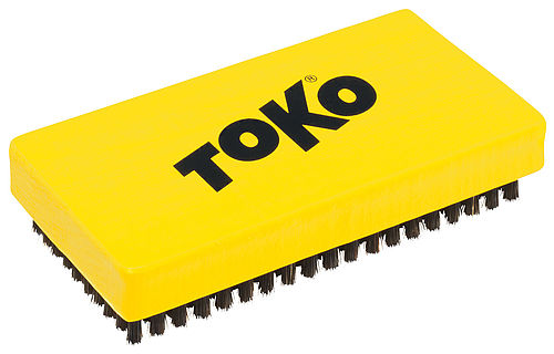TOKO Base Brush Horsehair, front