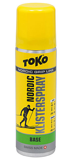 [Translate to francais:] TOKO Nordic KlisterSpray Base green
