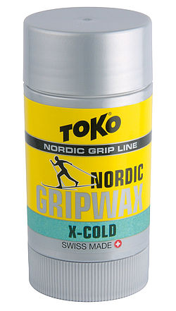 [Translate to francais:] TOKO Nordic GripWax X-Cold