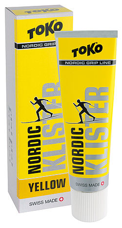 [Translate to francais:] Toko Nordic Klister yellow