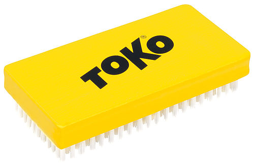 TOKO Base Brush Nylon, front