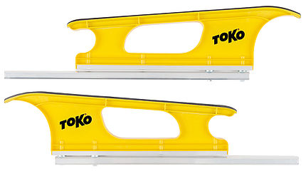 [Translate to english:] TOKO XC Profile Set for Wax Tables