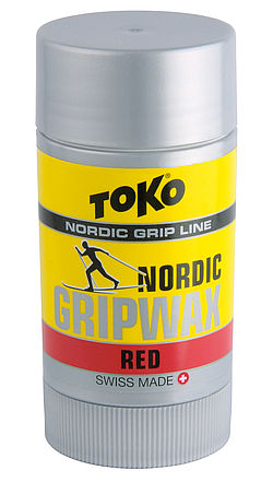 [Translate to francais:] TOKO Nordic GripWax red