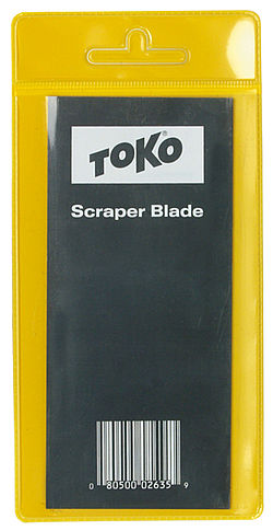 [Translate to francais:] TOKO Steel Scraper Blade