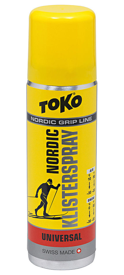 [Translate to english:] Toko Nordic KlisterSpray Universal